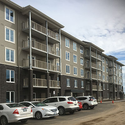 Centurion Apartment REIT Announces Successful Opening of a  Brand-New, Multi-Residential Apartment Building in Kitchener, Ontario