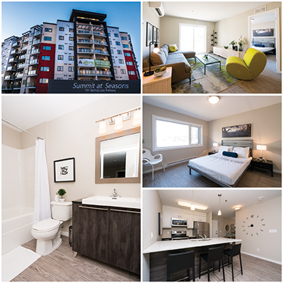 Centurion Apartment REIT has Closed the Acquisition of its First Multi-Residential...