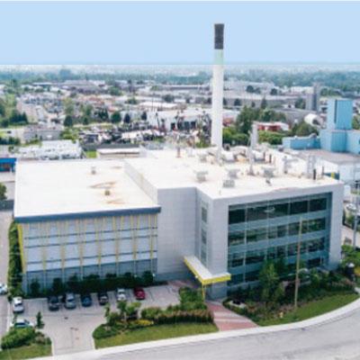 Biomass Plant Financing